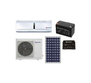 DC air conditioner: Al Taaraf group (Solar Division)